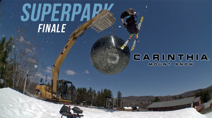 Ski The East Superpark: The Finale